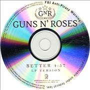 Click here for more info about 'Guns N Roses - Better - LP Version'