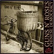 Guns N Roses Chinese Democracy UK CD album