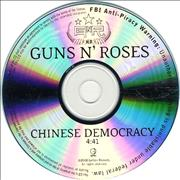 Click here for more info about 'Guns N Roses - Chinese Democracy'
