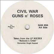 Click here for more info about 'Guns N Roses - Civil War - Promo'