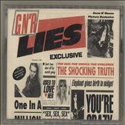 Click here for more info about 'Guns N Roses - G N' R Lies'