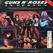 Click here for more info about 'Guns N Roses - In Person - Autographed'