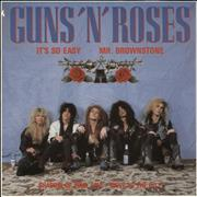 Click here for more info about 'Guns N Roses - It's So Easy'