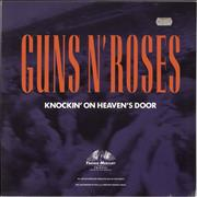 Click here for more info about 'Guns N Roses - Knockin' On Heaven's Door'