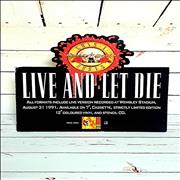 Click here for more info about 'Guns N Roses - Live & Let Die'