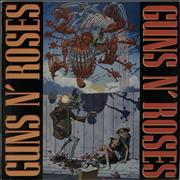 Click here for more info about 'Guns N Roses - Live E.P.'