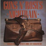 Click here for more info about 'Guns N Roses - Nightrain'