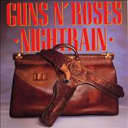 Click here for more info about 'Guns N Roses - Nightrain - P/S'