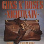 Click here for more info about 'Guns N Roses - Nighttrain'