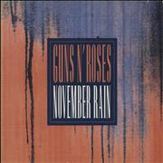 Click here for more info about 'Guns N Roses - November Rain'