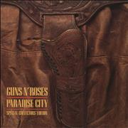 Click here for more info about 'Guns N Roses - Paradise City - EX'