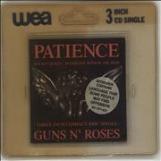 Click here for more info about 'Guns N Roses - Patience - Sealed Bubble Pack'