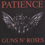 Click here for more info about 'Guns N Roses - Patience'