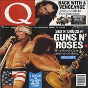 Click here for more info about 'Guns N Roses - Q Magazine - July 1991'