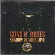 Click here for more info about 'Guns N Roses - Shadow Of Your Love - RSD BF18 - Red Vinyl'