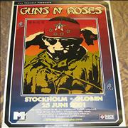 Click here for more info about 'Guns N Roses - Stockholm'