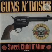 Click here for more info about 'Guns N Roses - Sweet Child O Mine - Sticker Pack'