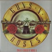 Click here for more info about 'Guns N Roses - Sweet Child O Mine - Card Sleeve'