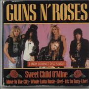 Click here for more info about 'Guns N Roses - Sweet Child O Mine'