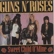 Click here for more info about 'Guns N Roses - Sweet Child Of Mine'