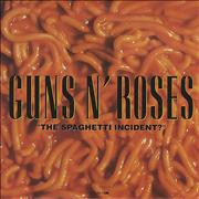 Click here for more info about 'Guns N Roses - The Spaghetti Incident? - Orange Vinyl'