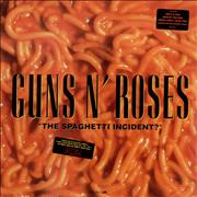 Click here for more info about 'The Spaghetti Incident? - Orange Vinyl - Sealed'