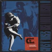Click here for more info about 'Guns N Roses - Use Your Illusion II - 180gram Vinyl + Sealed'