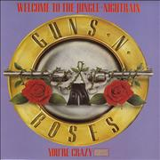 Click here for more info about 'Guns N Roses - Welcome To The Jungle + Patch'