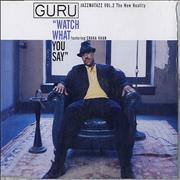 Click here for more info about 'Guru - Jazzmatazz Vol. 2: The New Reality'