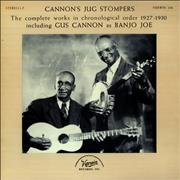 Click here for more info about 'Gus Cannon - Cannon's Jug Stompers'