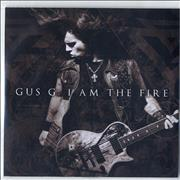 Click here for more info about 'Gus G - I Am The Fire'