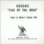 Click here for more info about 'Gus Gus - Call Of The Wild'