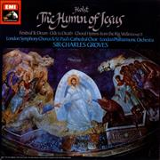 Click here for more info about 'Gustav Holst - The Hymn Of Jesus - Quad'