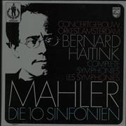 Click here for more info about 'Gustav Mahler - Die 10 Sinfonien - Complete Symphonies'