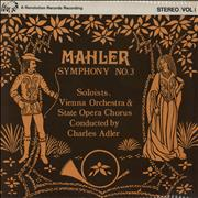 Click here for more info about 'Gustav Mahler - Symphony No. 3 in D minor'