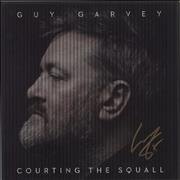 Click here for more info about 'Guy Garvey - Courting The Squall - Autographed'