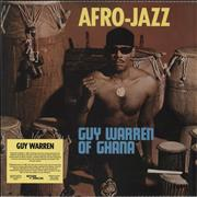 Click here for more info about 'Afro-Jazz - Heavyweight Vinyl'