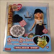 Click here for more info about 'Gwen Stefani - Hollaback Gwen Fashion Doll'