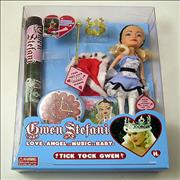 Click here for more info about 'Gwen Stefani - Tick Tock Gwen Fashion Doll'