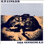 Click here for more info about 'H.P. Zinker - The Sunshine EP'