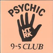 Click here for more info about 'HTRK - Psychic 9-5 Club'