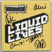 Click here for more info about 'Hadouken! - Liquid Lives'