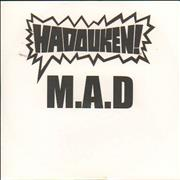Click here for more info about 'Hadouken! - M.A.D'