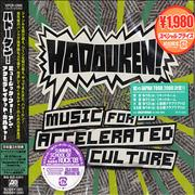 Click here for more info about 'Hadouken! - Music For An Accelerated Culture - Sealed'