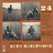 Click here for more info about 'Alto Saxophone'