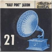 Click here for more info about 'Half Pint Jaxon - 'Half Pint' Jaxon'