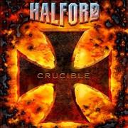 Halford Crucible UK CD album