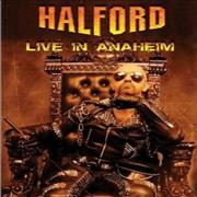 Halford Live In Anaheim UK DVD