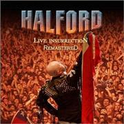 Halford Live Insurrection UK 2-CD album set