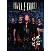 Halford Resurrection World Tour: Live At Rock In Rio III + Live Insu UK Blu Ray